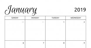 Calendar Template With Picture Free Monthly Calendar Template Download Printable Pdf A4