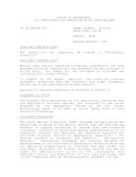 Sample Airforce Recommendation Letter Character Letter Of Recommendation. Recommendation Letter Synonym ...