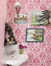 28 Bathroom Wallpaper Ideas - Best ...