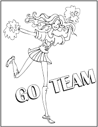 Small Picture cheer coloring pages 100 images cheer coloring pages best of
