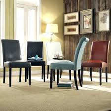 ebay uk faux leather dining chairs. e6b00d1 ad0 4 brown faux leather dining chairs cheap uk cheapest ebay t