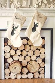 ideas decorate. Christmas Stockings Decorating Ideas. Do You Have Antlers Lying On A Mantel Or Shelf? If So, They Ideas Decorate E