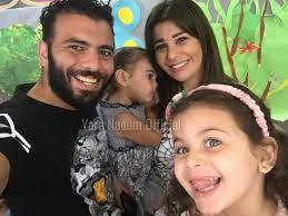 بالصور .. عماد متعب وزوجته بصحبة النجم العالمى محمد صلاح فى الجونة