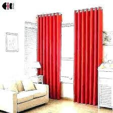 red curtains twin peaks ds band and home improvement enchanting bedroom bright for living room fresh red ds