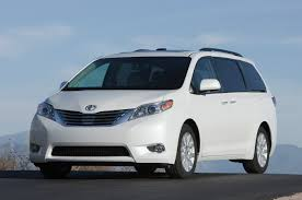 2013 Toyota Sienna Reviews and Rating | Motor Trend