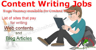 how to make a living out of reading and writing a book review  if you are good at writing and reviewing the books then content writing jobs how to earn money writing articles can be useful for you