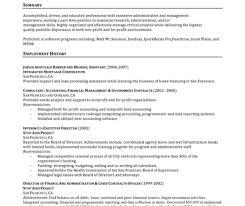 Executive Director Resume Resume Template