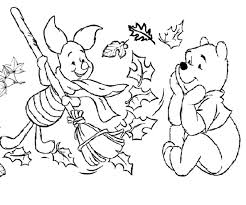 Small Picture Fall Themed Coloring Pages To Print Coloring Pages