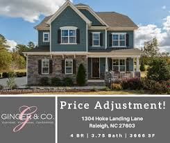 Price Adjustment ** - Ginger & Co.