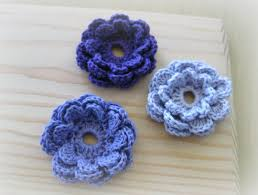 Small Crochet Flower Pattern Custom Ideas