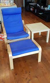 ikea poang armchair lounge chair with