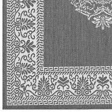 corner gray outdoor rug1