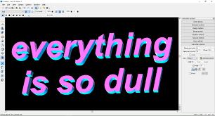 xara 3d maker 7 animated text