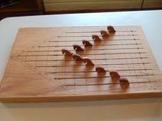 Wooden Horse Race Game Pattern My DIY for a take off on the old Wooden Horse Racing game played 18