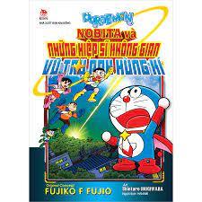 Doraemon: Nobita Và Những Hiệp Sĩ Không Gian - Vũ Trụ Anh Hùng Kí (Tái Bản  2020)