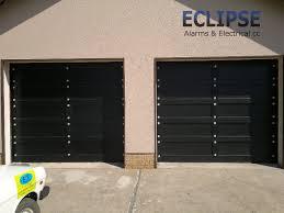 gothic black wood meranti garage doors from r9500 installed vaal triangle 0169321883