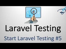 start test start laravel testing feature test code testing 5 youtube