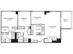 two bedroom floor plan of property renaissance city apartments renaissance city apartments luxury apartment living in the central business district of