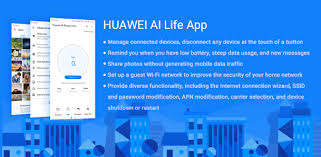HUAWEI AI Life - Apps on Google Play