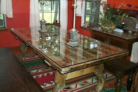 glass table cover regarding dining all furniture repairing designs 2 for top idea modern ideas protector glass table