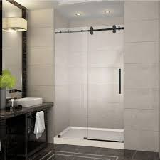frosted shower doors. Frosted Glass Sliding Shower Doors Door Installation Frameless Stalls Bronze