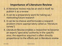 Literature Review and Conducting Research Steps for the Literature Review  Analyzing the Literature  Other Factors