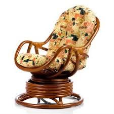 <b>Кресло</b>-<b>качалка</b> плетеное <b>Kara</b> с подушкой <b>Импекс</b> в интернет ...