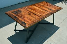 custom dining tables made from reclaimed barn wood dining tables sets kitchener waterloo kijiji