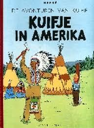 Bolcom Kuifje Facsimile Kleur Kuifje In Amerika Hergé
