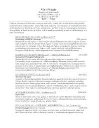 Production Manager Resume Samples Sample Production Manager Resume ...