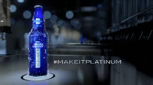 Bud Light Platinum 2018 Bud Light Platinum Factory Superbowl Tv 30