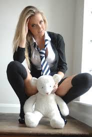 Hotty Stop Becky Roberts Schoolgirl