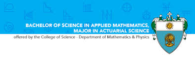 Bachelor Of Science In Applied Mathematics Major In Actuarial