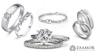 Wedding Rings – Why Platinum for Wedding Bands? | Zaamor Diamonds Blog