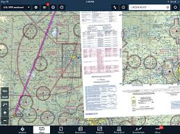 Where Are Chart Supplements And Legends In Foreflight