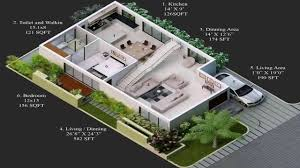 20 x 60 house plans india