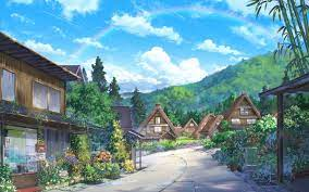 Anime Macbook Wallpapers - Top Free ...