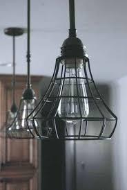 industrial cage light kmart pendant