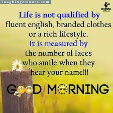 Good morning inspirational quotes Pin by Hemaasri Prakash on Words of wisdom Pinterest Blessings 13