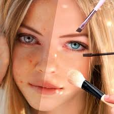 icon visage makeup editor beauty camera photo retouch 4 0 1