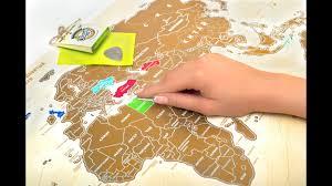 <b>Скретч карты мира</b> TR1P.me - YouTube