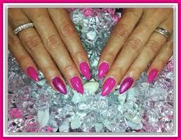 Gelové Nehty Inspirace č137 Magic Nails Gelové Nehty