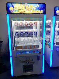 Vending Machine Game Cool Key Master Golden Key Redemption Prize Vending Machine Amusement