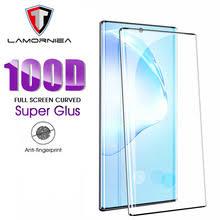 100D <b>полное закаленное стекло для</b> samsung Galaxy S20 S8 S9 ...
