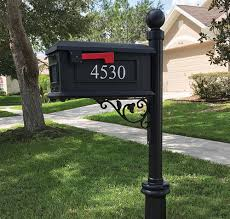 Custom Mailboxes And Signs