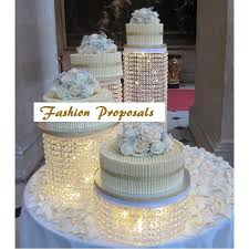 wedding cakes with lights.  Wedding Wedding Cake Stand Asian Cake Stand 5 Tiers With LED Lights For  Each Towers Throughout Cakes With Lights E