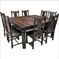 square table with 8 chairs large solid wood square dining table chair set for 8 square pub table 8 chairs