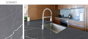 argento and venoso are part of our classic collection both with warm greys darker veining and the look of polished granite