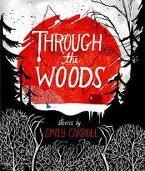 through the woods author emily carroll publisher margaret k mcelderry books genre graphic novel horror short stories release date july 2018 format
