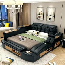 king size bed with storage. Beautiful Storage Cool Full Size Beds Unique King Wonderful Combo Leather  Bed Storage  On King Size Bed With Storage A